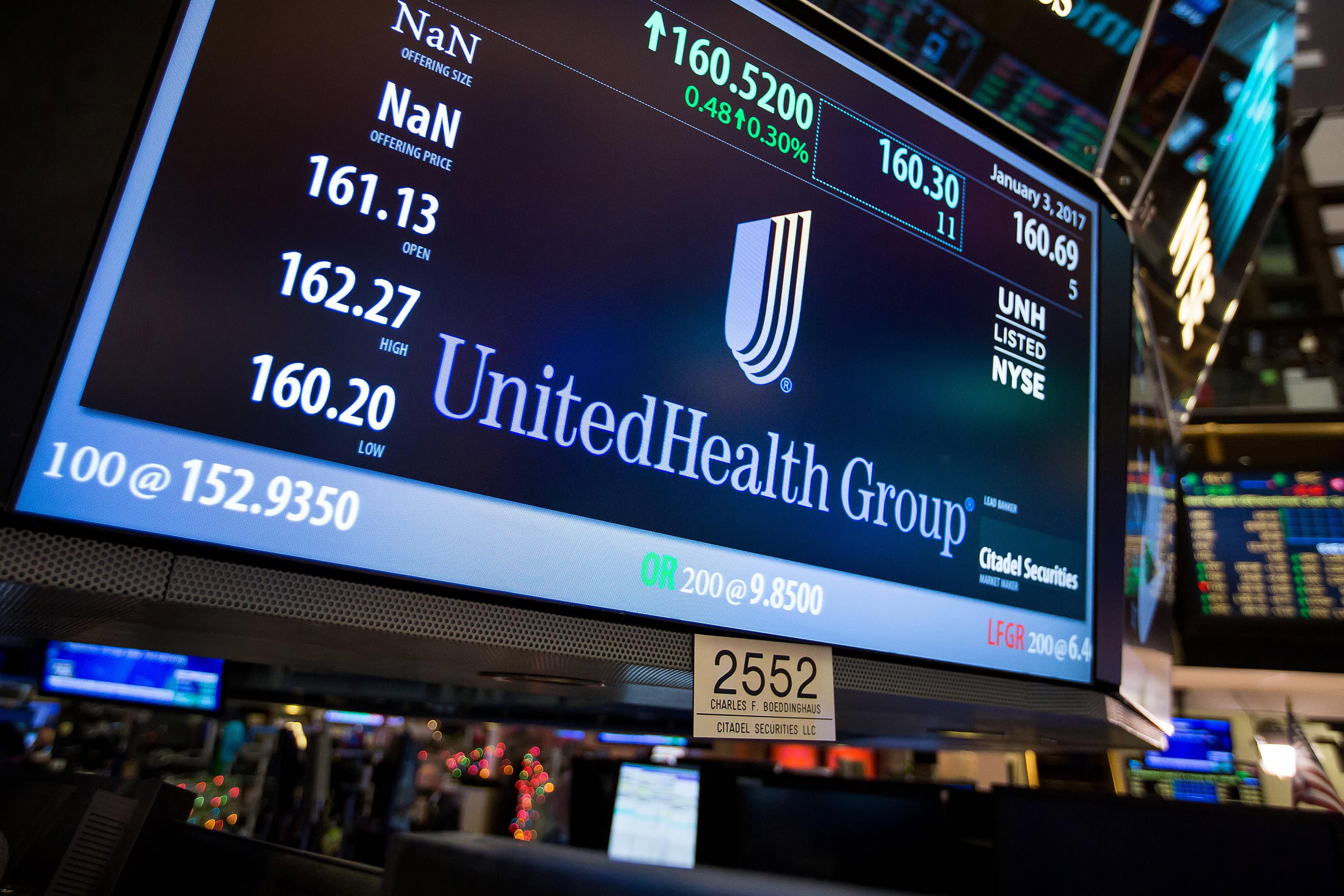 UNH Stock Price Quote & News - UnitedHealth   Robinhood